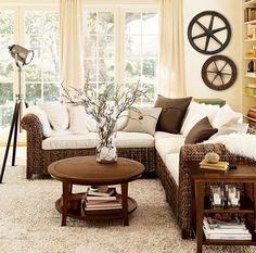 decoracao-moderna-de-sala-de-estar-rustica-5.jpg (400×396)