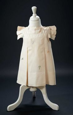 "Love, Shirley Temple, Collector's Book: 265 Shirley Temple's ""Alphabet"" Dress Worn in the Film ""Our Little Girl"", Sketch by Rene Hubert"