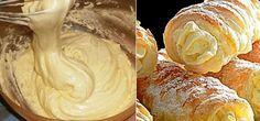 2 recepty na najlepšie žĺtkové krémy: Fantastické sú do zákuskov, tort a vianočných dezertov! Czech Recipes, Russian Recipes, Pavlova, Christmas Baking, Nutella, Sweet Recipes, Peanut Butter, Sweet Tooth, Deserts