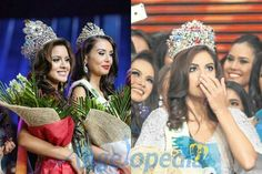 Katherine Espín reacts to Imelda Schweighart's resignation as Miss Philippines Earth 2016