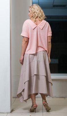 EVA collection. Женская одежда больших размеров 52-70. Оптом и в розницу. // Коллекции // ЛEТО-2015