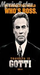 John Travolta is back as John Gotti, the Teflon Don in theaters on June ABOUT GOTTI John Gotti rises to the top of the New York underworld to become the boss of the Gambino crime family. Hollywood Movies 2018, 2018 Movies, Hd Movies, Movies To Watch, Movies Online, Action Movies, Blockbuster Movies, Funny Movies, Coming To Theaters