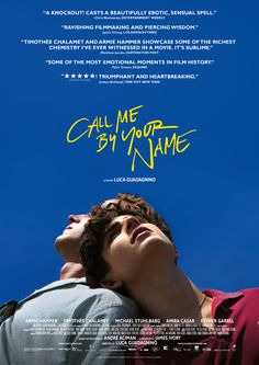 Foto zum Film 'Call Me by Your Name' (2017): Artwork