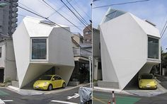 Yasuhiro Yamashita home — Architecture-Design -- Better Living Through Design