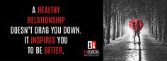 A healthy relationship is...  #relationship #relationshipgoals #love #inspire #bebetter #together #marriage