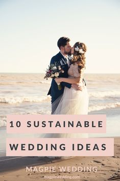 want a sustainable and eco friendly wedding? Here are 10 sustainable wedding ideas plus 25 more with our FREE Ethical Wedding Guide. Wedding Fair, Wedding Show, Festival Wedding, Sustainable Wedding, Wedding Inspiration, Wedding Ideas, Wedding Planning, Alternative Bride, Maid Of Honour Gifts