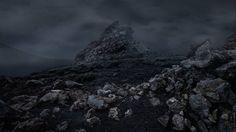 A Lunar Landscape at Night – Fubiz Media