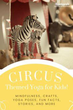 Summer Camps For Kids, Summer Kids, Mindfulness For Kids, Mindfulness Books, Yoga Lessons, Dog Poses, Hip Ups, Yoga For Kids, Yoga Videos