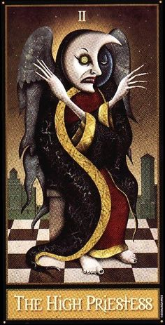 :DEVIANT MOON TAROT,  -- pinned using BrowserBliss