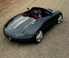 Ghia Focus concept - this was the pinnacle of bio-design, but it never translated fully to production cars.