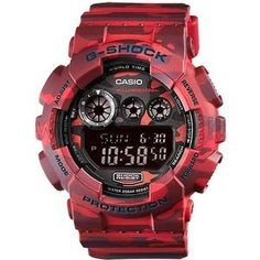 #Casio gd-120cm-4dr orologio uomo quarzo  ad Euro 131.90 in #Casio #Orologi orologi uomo casio
