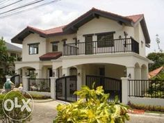 houses in metro manila with gate and fence - Google Search