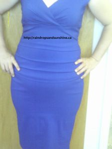 blue dress 1 - Apricot Collection Review And Giveaway