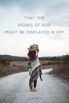John 9: 3