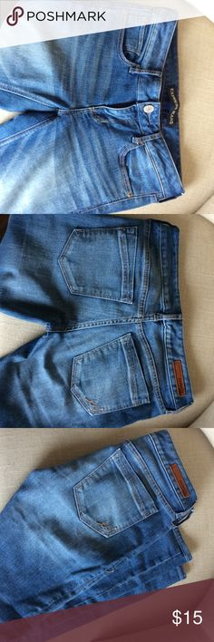 EXPRESS Jeans Skinny STELLA low rise Os Excellent condition Express Jeans Skinny