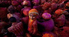 FESTIVAL HOLI - India