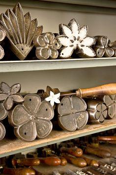 Legeron, fabricant de fleurs artificielles