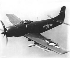 Douglas A-1 Skyraider. This type of plane is known to be the only prop driven aircraft to shoot down a jet, Korea.