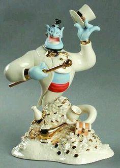 DISNEY Lenox Genie from Aladdin