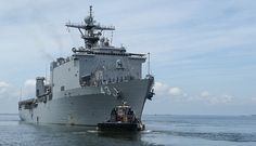 USS Iwo Jima August 4, 2014