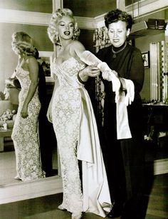 埋め込み画像への固定リンク Marylin Monroe, Estilo Marilyn Monroe, Marilyn Monroe Fotos, Marilyn Monroe Wedding, Marilyn Monroe Outfits, Glamour Hollywoodien, Old Hollywood Glamour, Vintage Glamour, Vintage Hollywood