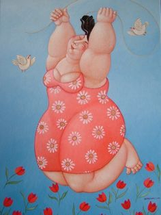 Artwork Untitled by Fernando Botero