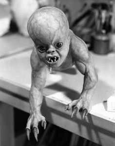 Creepy Dolls, It's Alive!  Movie (1974)- I did not sleep for days.