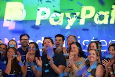 Much of PayPal's work now happens in the background, so you never see PayPal's name. The company's Braintree platform, for instance, handles the smartphone payment when you hail an Uber car.