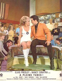 Speedway  = A Pleins Tubes =  Elvis Presley & Nancy Sinatra