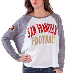 960601d19 NFL San Francisco 49ers Women s Kickoff Long Sleeve T-Shirt Seahawks  Kickoff