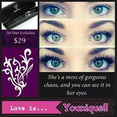 Let me hook you up with the awesome Lash Crack! https://www.youniqueproducts.com/jjbland
