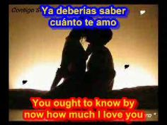 Nothing's Gonna Change My Love For You ( SUBTITULADO INGLES ESPAÑOL ) - YouTube