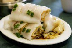 Cheung Fun Dim Sum Recipe