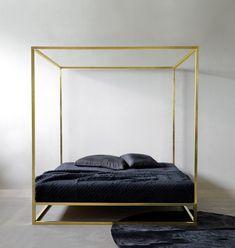 Bedroom Sets, Home Bedroom, Bedroom Decor, Neutral Bedrooms, Masculine Bedrooms, White Bedrooms, Steel Bed Design, Modern Contemporary Living Room, Contemporary Kitchens