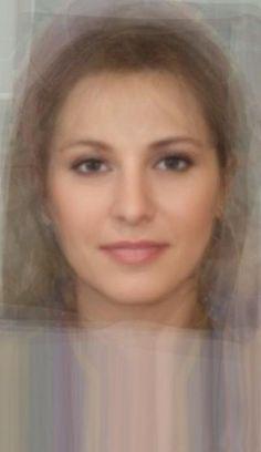 World of Averages: Average Italian Woman