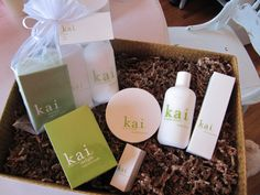 Our Kai fragrance gift bag giveaway ($261 retail value)! For entry details, visit http://www.beautyfrosting.com/beautyfrostings-kai-giveaway-enter-through-thursday-329-5pm-pst $0