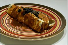 Vegan Enchiladas! -- This website is a great source for vegan recipes for Mexican food!