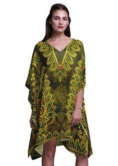 1bcc83f929 New Phagun Floral Paisley Ladies Plus Size Summer Wear Beach Kimono  -KFS58C. Clothing from