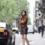 Be inspired by the people in the street! www.streetstylecity.blogspot.com Leather Trio