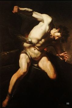 Prometheus. 17th.century. Gioacchino Assereto. Italian. 1600-1649. oil /canvas. http://hadrian6.tumblr.com