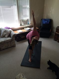 So my alignment still needs a bit of work but I'm really happy with my flexibility! Workout Humor, Flexibility, Fitness, Happy, Back Walkover, Sports Humor, Excercise, Health Fitness, Fitness Humor