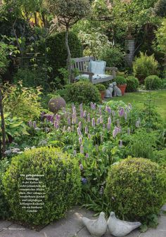 Epic Garden Wohnen und Garten zeitschrift