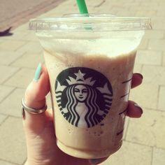 Ice coffee #starbucks #summer
