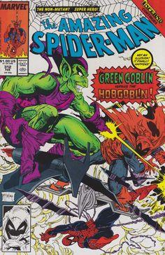 The Amazing Spider-Man #312 - February 1989