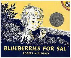 Love Robert McCloskey books