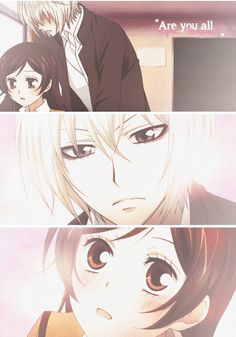 Imagen de nanami, tomoe, and kamisama kiss