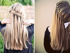 French braids, fishtail braids, waterfall braids...