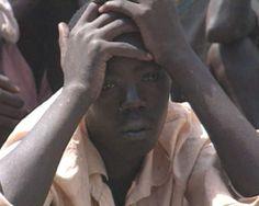 Journal télévisé de l'époque : Génocide au Rwanda.