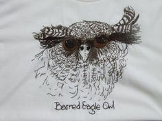 Owl Embroidery T-shirt : https://www.facebook.com/home.php