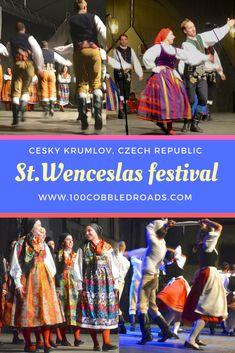 Witness pure Bohemian spirits at St.Wenceslas Festival, Cesky Krumlov
